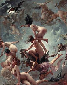 Vision of Faust, Falero,