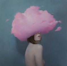Nubes de Emociones | © Yang Cao