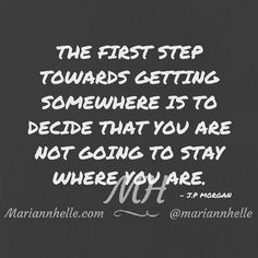 Decide!  Take action!  CLICK  LINK IN BIO for  Instagram Training!   @mariannhelle