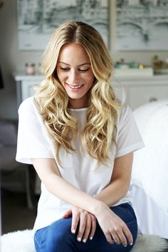 BEAUTY // How to Get my Signature Waves - Style CuspStyle Cusp