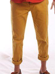 Mustard Pants | $29