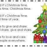english poem on christmas