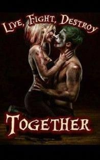 Harley x Joker 😍 Boss Bitch Quotes, Gangsta Quotes, Joker Quotes, Badass Quotes, Harley And Joker Love, Harley Quinn Comic, Harley Quinn Cosplay, Dark Love Quotes, Love Quotes For Him