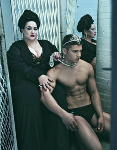 The Contender by Steven Klein