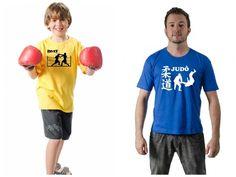 Camiseta Lutas : Comece o mês praticando esportes com Camisetas da Hora Exercite-se! Temos opções de várias modalidades pra você! http://www.camisetasdahora.com/c-4-122/Camisetas-Lutas | camisetasdahora