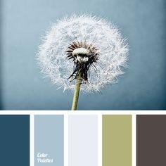 Color Palette No. 1473