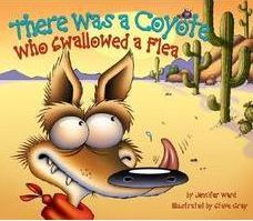 "Ideas for reading and learning from ""There Was A Coyote Who Swallowed A Flea"""