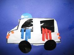 politieauto knippen Community Helpers, School, Stage, Kids, Young Children, Boys, Children, Boy Babies, Child