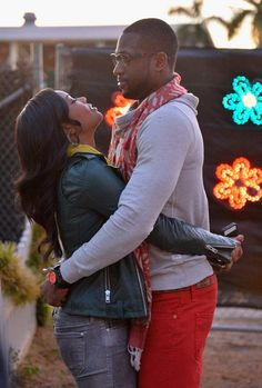[Video] Dwyane Wade Suspended One Game For Groin Kick   Few Cute Pics With Gabrielle Union