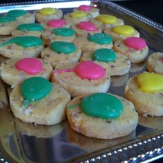 Thumbprint cookies. Favorite.... Only, only, ONLY from Village Bake Shop in my home town of Cleveland TN!!!
