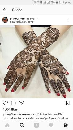 The Importance and Benefits of Mehndi at Traditional WeddingsFor Indian and Pakistani weddings, the celebratio Khafif Mehndi Design, Stylish Mehndi Designs, Mehndi Design Pictures, Mehndi Designs For Girls, Beautiful Mehndi Design, Latest Mehndi Designs, Mehndi Designs For Hands, Mehndi Images, Henna Tattoo Designs Arm