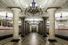Avtovo (Saint Petersburg Metro) station
