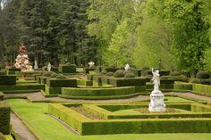 Jardines de La Granja de San Ildefonso, Segovia  #CastillayLeon #Spain