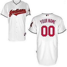 bdc18ef07 Buy Zach Walters MLB Jersey-Cleveland Indians Mens Authentic Home White  Cool Base Baseball Jersey from Reliable Zach Walters MLB Jersey-Cleveland  Indians ...