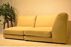 Modern Chairs NF18D 北欧モダン2Pソファー応接展示品アウトレット家具1円美品 インテリア 雑貨 ¥1yen 〆07月26日