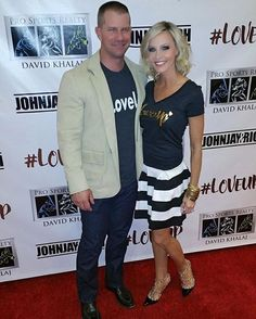 """""""So proud to be a part of the #LoveUp #loveupevent with my Hot hubbs @scottfishervo #helpingkidsinfostercare"""""""