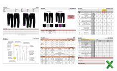 Fashion Design Jobs, Tech Pack, Pattern Drafting, Fashion Flats, Step Guide, Fashion Sketches, Layout, Templates, Teaching