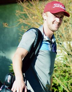 Tom Felton It makes me really happy when I realize some of my favorite people golf.