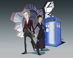 Doctor Who - Looking forward to Series 9 by DouggieDoo.deviantart.com on @DeviantArt