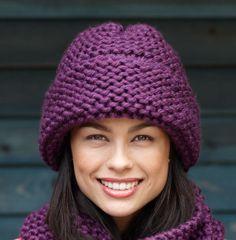 Free Knitting Pattern Garter Stitch Hat