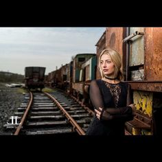 Portraits in an Abandoned Train Station in Scotland....new video released from my workshop there earlier this month! Check it out now to see me using the Sony A7Rii with the Profoto B1 and Westcott Eyelighter.  https://www.youtube.com/watch?v=of-Meiqfb2g  Camera settings: Sony A7Rii 1/8000 sec at f/2 35mm FE Zeiss at ISO 100. Edited using Lightroom only.  Profoto B1.  Model is the awesome Kristin Danielle Videography by Jason Coccio  Assistants: Mark Scott Stephen Waddell and Lee Niven…