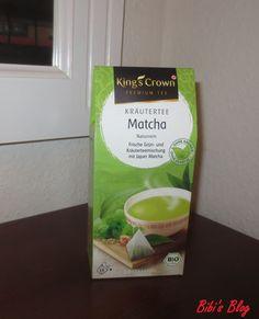 King's Crown Kräutertee Matcha #Produkttest #Rossmann #Produkttesterwochen