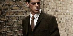 Men's Fashion Basics – Part 60 – The 3-Piece Tweed Suit