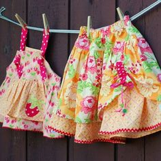 Items similar to Sweet Marie . handmade girls twirl skirt from gock's frocks on Etsy Baby Girl Skirts, Kids Outfits, Cute Outfits, Twirl Skirt, Cute Skirts, Kids Clothing, Frocks, Chloe, Lily