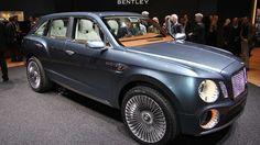 Bentley EXP 9-F