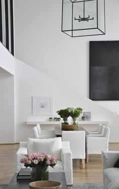 Black and White simplicity... – Greige Design