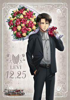 Anime Boys, Cute Anime Guys, Levi Mikasa, Levi X Eren, Anime Ai, Anime Demon, Attack On Titan Fanart, Attack On Titan Levi, Levi Ackerman
