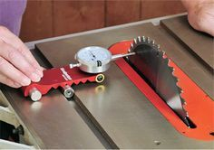 What Is Table Saw Blade Wobble - How to Detect and Fix Table Saw Runout