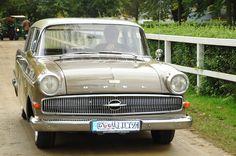 Opel Kapitän Baujahr 1960 von Andreas Bothe