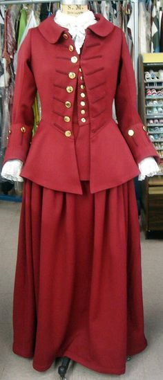 18th Century Clothing - The Official Fanfiction University of the Caribbean Website
