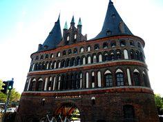 Lübeck w Schleswig-Holstein