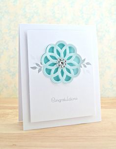 Congratulations by Amy Wanford, via Flickr
