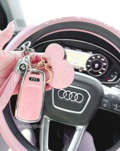 Pink Love, Cute Pink, Pretty In Pink, Cute Car Accessories, Girly Car, Baby Pink Aesthetic, My Life Style, Fancy Cars, Everything Pink