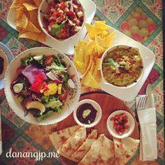 Mexican Food at Motel Mexicola, Bali.