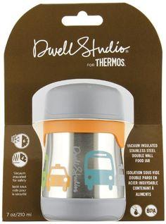 DwellStudio for Thermos, Vacuum Insulated Stainless Steel Food Jar, Transportation, 7 Ounce Thermos http://www.amazon.com/dp/B00DGLVEHS/ref=cm_sw_r_pi_dp_z-A3tb002FFGWSD5
