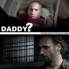 Daddy. Lmao!