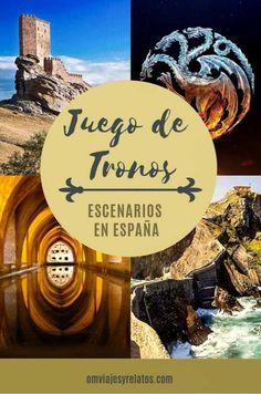 Juego-de-Tronos-España Freedom Travel, Slow Travel, Travel Tips, Beautiful Photos Of Nature, Alphabet Letters Design, Travel Wallpaper, Spirit Quotes, Travel Information, Spain Travel