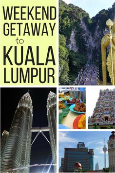 This Kuala Lumpur Itinerary takes you through the glitz and glamour, the rough and tumble, and green spaces that make KL a unique SEAsian destination.