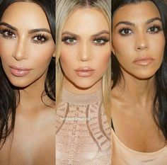 Kim, Khloé, Kourtney...