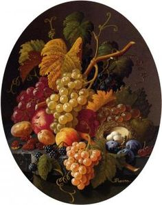 Still Life with Fruit 1855- Severin Roesen - The Athenaeum