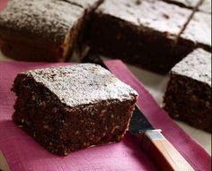 Brownie express MICROONDAS/ con receta.