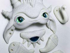 Процесс создания авторской игрушки из полимерной глины. Часть 2. Лепка лапок - Ярмарка Мастеров - ручная работа, handmade