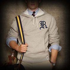 ラルフローレンラグビー メンズ パーカー Ralph Lauren Rugby Gothic R Fleece Hoodie パーカー-アバクロ 通販 ショップ #ITShop