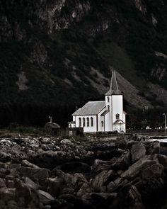 Stamsund, Norway church