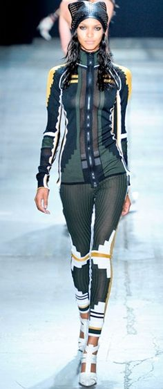 Alexander Wang Spring 2012 Ready-to-Wear Fashion Show                                                                                                                                                                                 More