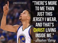 christian quote | Stephen Curry quote